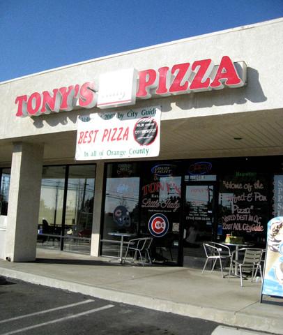 Photo at Tony's Little Italy Pizza