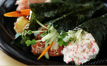 Photo of Hand Roll Combo