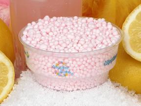 Pink Lemonade Ice at Dippin' Dots