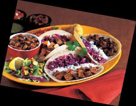 Mexico City Tacos at El Torito Mexican Restaurants