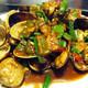 Clams with Black Bean Hot Sauce at Hunan Seafood
