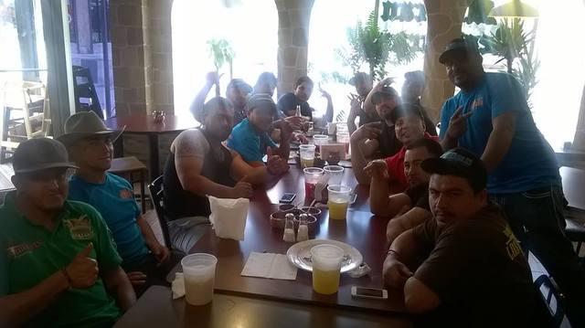 Interior at San Lucas Mexican Restaurant