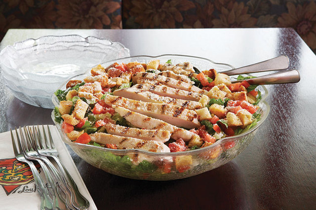Photo of Caesar Salad with Grilled Chicken