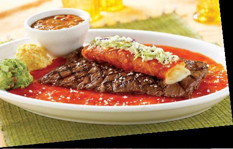 Carne Asada at El Torito Mexican Restaurants