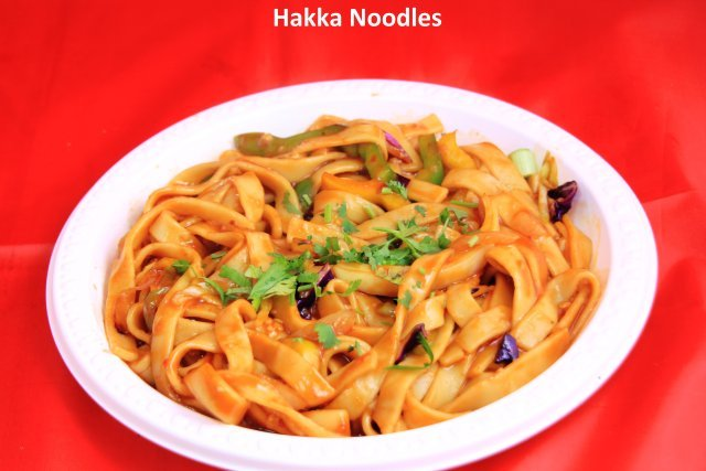 Hakka Noodles at Standard Sweets and Snacks