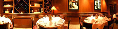 Interior at Fleming's Prime Steakhouse & Wine Bar