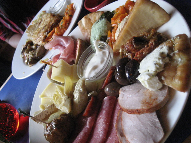 Photo of Meditteranean Antipasto