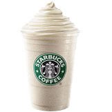 Vanilla Bean Frappuccino® Blended Creme at Tully's Coffee