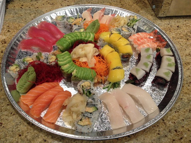 Photo of party platter