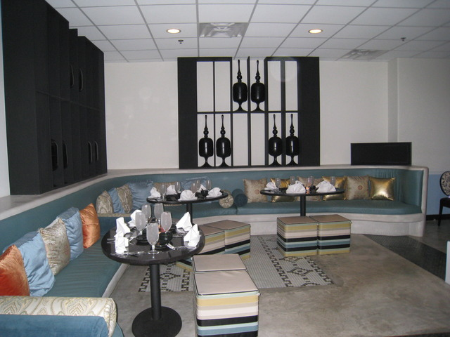 Interior at Mazadar Kabob