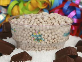 Chocolate at Dippin' Dots