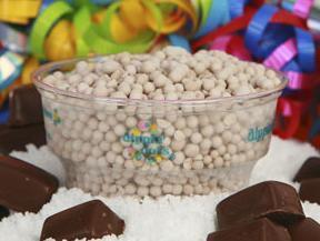 Chocolate at Dippin' Dots