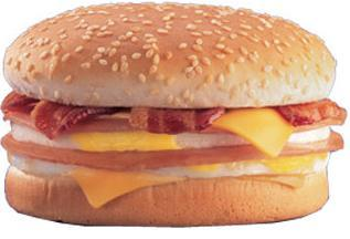 Ultimate Breakfast Sandwich at Jack in the Box