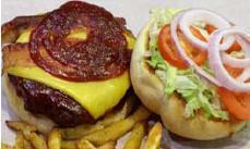 Photo of Bacon Cheeseburger