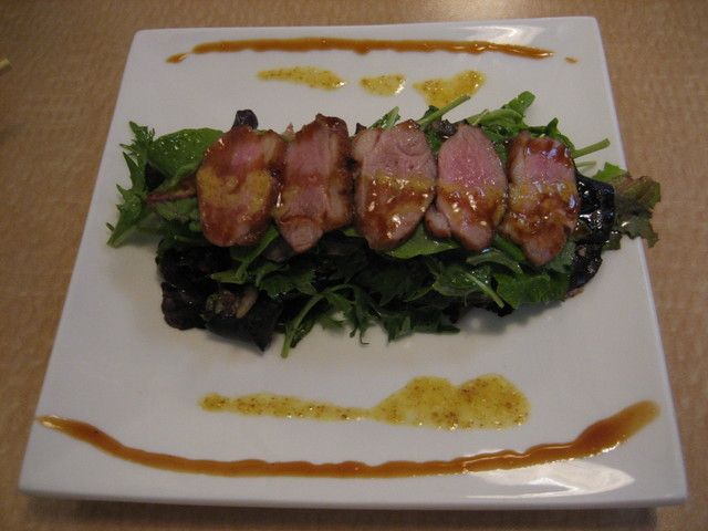 Photo of Duck Breast Salad