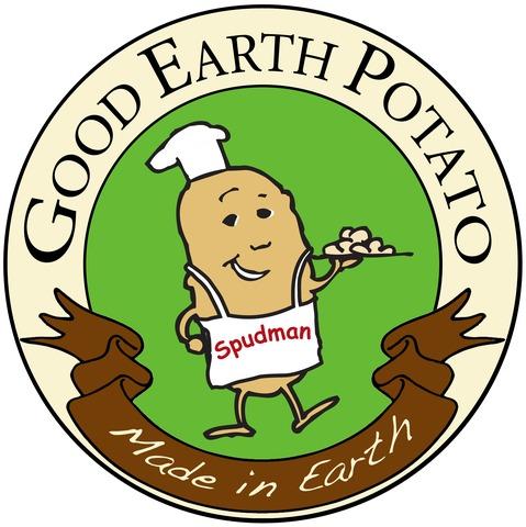Logo at Good Earth Potato