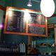 the menu - Photo at Gelatiamo
