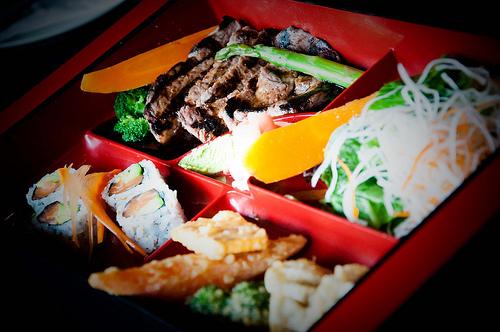 Beef Teriyaki Lunch at Arisu Japanese Cuisine