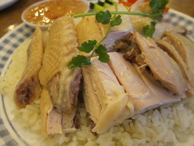 Hainan Chicken Rice at Dong Nguyen Restaurant