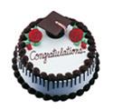 Graduation Cake at Dunkin' Donuts/Baskin Robbins