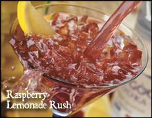RASPBERRY LEMONADE RUSH at Bugaboo Creek Steak House