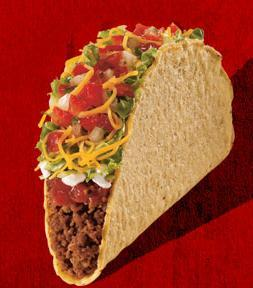 Macho Taco® at Taco Bell