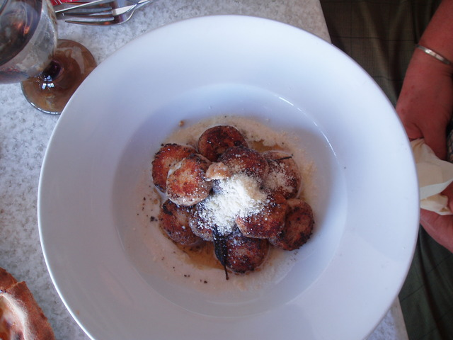 Photo of Ricotta Gnocchi