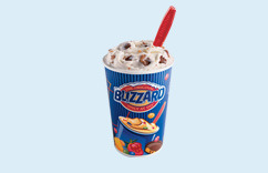 The Original Blizzard® Flavor Treats at Dairy Queen