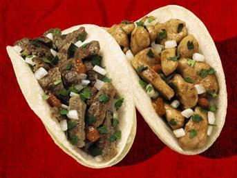Tacos Del Carbon™ at Taco Bell