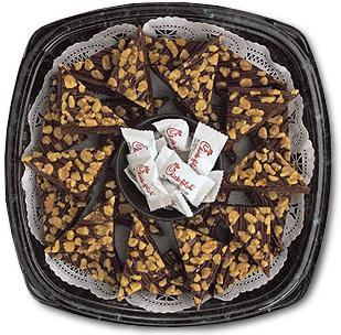 Fudge Nut Brownie Tray at Chick-fil-A
