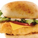Deluxe Classic Fish Sandwich at Captain D's Seafood