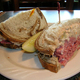 Tasty! - Corned Beef Special at Bain's Deli & Fuel House Coffee Co.