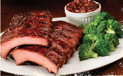 Photo of Baby Back Ribs Combo
