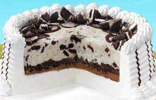 Blizzard Cakes at Dairy Queen