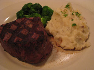 Filet Mignon at Princeton Station
