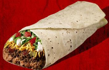 Macho Burrito® at Taco Bell