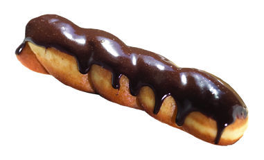 Chocolate Twist at Winchell's Donut House