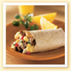 Breakfast Burrito - Breakfast Burrito at Mongolian Grill