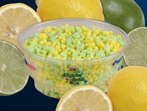 Lemon Lime Sherbet at Dippin' Dots