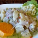 Fish fresh Ceviche - Ceviche at Eat Peruvian Cuisine
