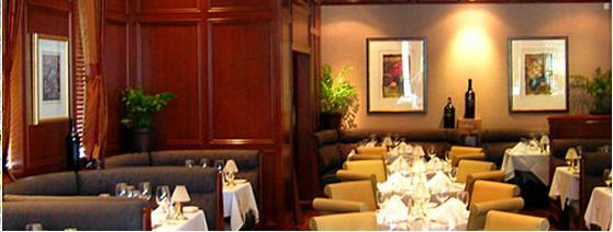 Interior at Ruth's Chris Steak House