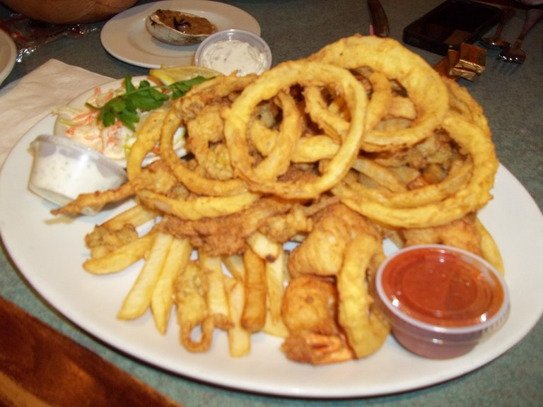 Restaurant Menu at Mount Vernon