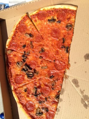 15. Don Ciccio Special Pizza at Frankie & Johnnies New York Pizza