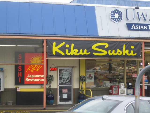 Photo at Kiku Sushi