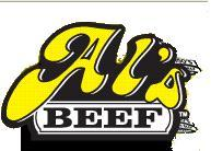 Logo at Al's #1 Italian Beef