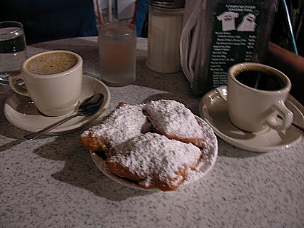 Photo of Beignets