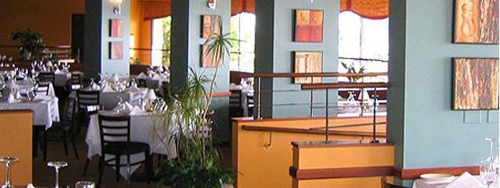 Interior at Ruth's Chris Steak House