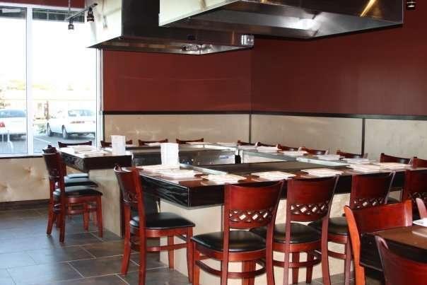 Interior at Hiro's Tokyo Steakhouse