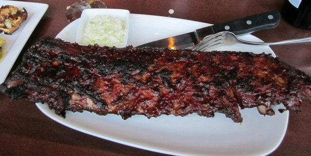 Photo of BBQ Baby Back Ribs