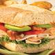 Turkey Avocado Club - Turkey Avocado Club at Pat & Oscar's - Mira Mesa